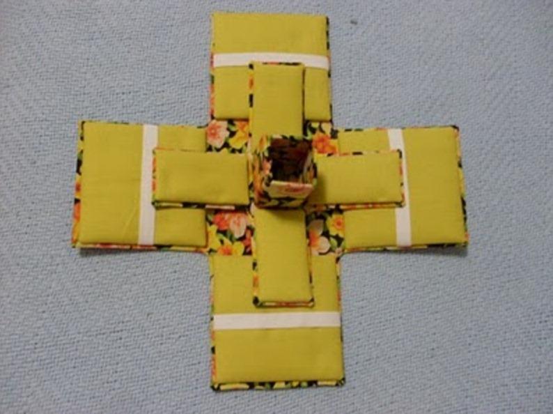 Коробочки из картона для мелочей своими руками