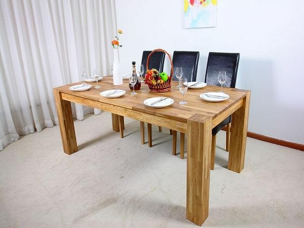 Как сделать обеденный стол для кухни своими руками
