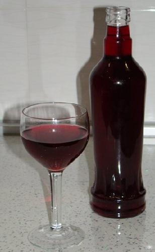 Как сделать настойку из варенья и спирта