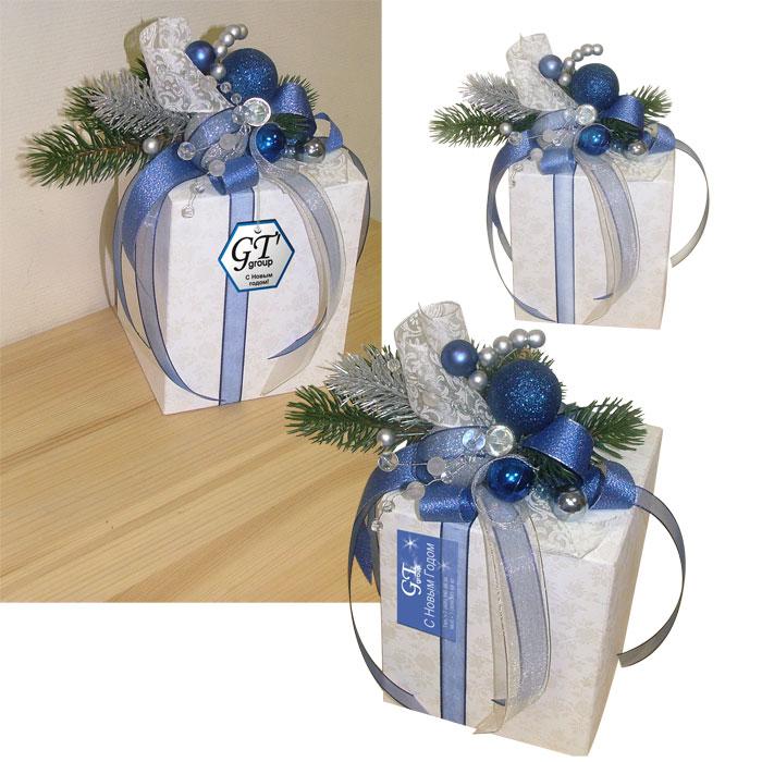 Подарочные коробки конфет к новому году