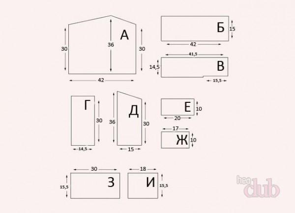 Встроенный шкаф инструкция