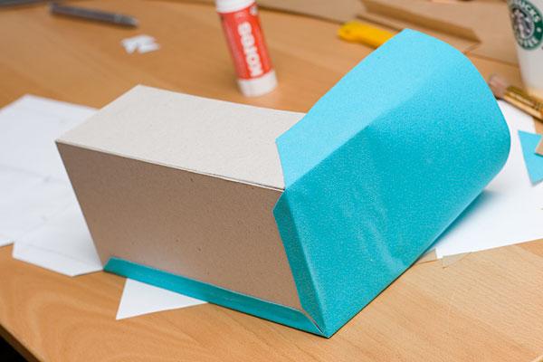 Как сделать бумагу твёрдой 874