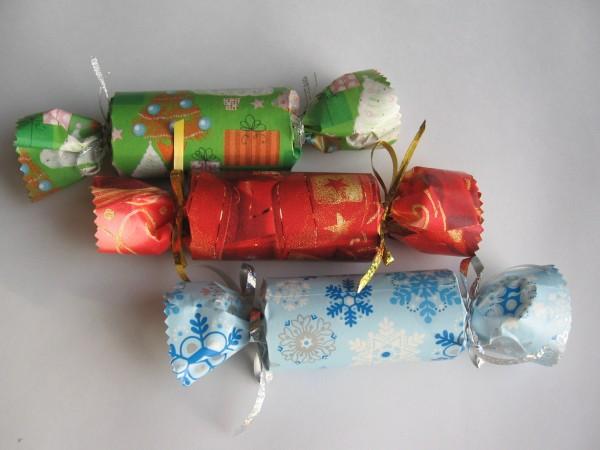 Бумажные конфеты своими руками мастер класс