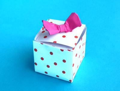 Упаковка для подарков 3 класс технология 19