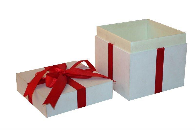 Большие подарочные коробки своими руками