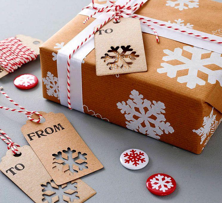 Красивые коробки для новогодних подарков