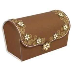 Как украсит коробочку для подарка 75