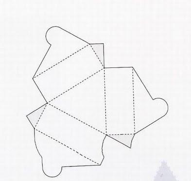 Как сделать упаковку из картона