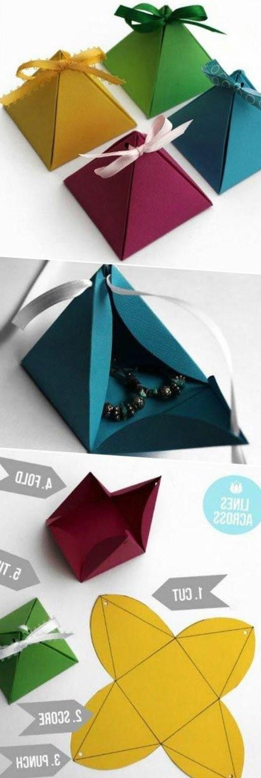 Креативная упаковка для подарка своими руками 98