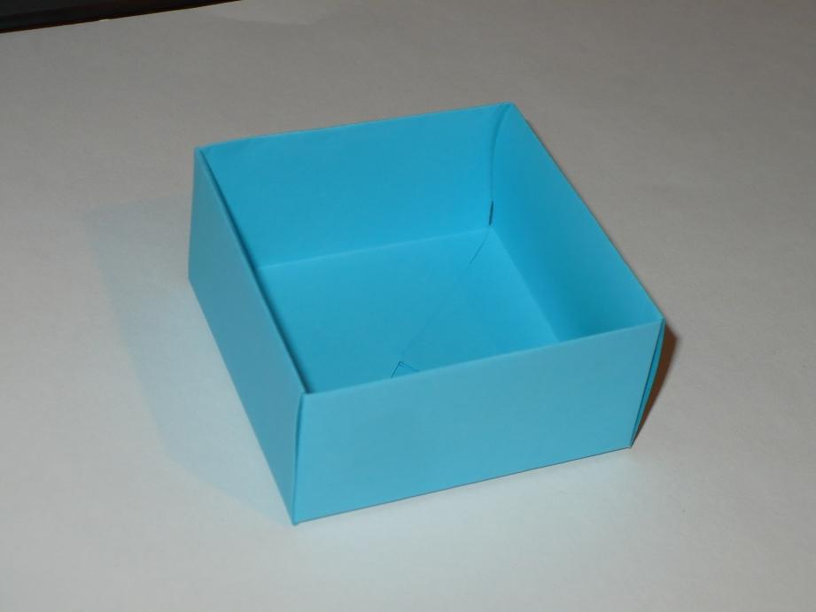 Как сделать крышечку для коробочки 623